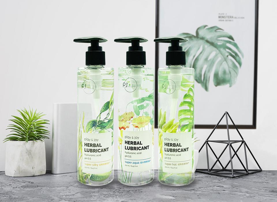 草本天然-潤滑劑-潤滑液